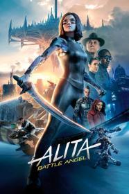 Alita Battle Angel (2019) [WEBRip] [1080p] <span style=color:#39a8bb>[YTS]</span>