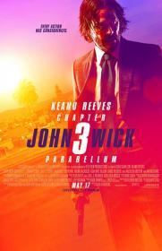 John Wick 3 2019 HDRip XviD AC3<font color=#39a8bb>-EVO</font>