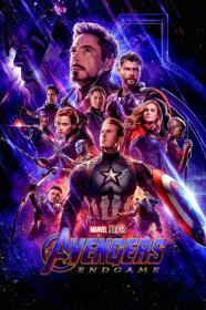 Avengers Endgame (2019) [WEBRip] [720p] [YTS LT]