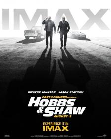 Fast and Furious Presents Hobbs and Shaw 2019 TRUEFRENCH HC HDTS MD XViD-URBAiN