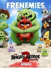 The Angry Birds Movie 2 (2019) 720p HDTS-Rip HQ Line [Hindi + Eng] 700MB