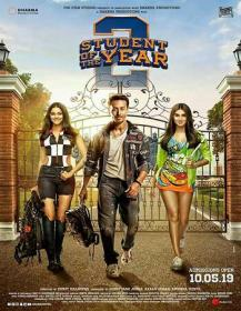 Student of the Year 2 (2019) Hindi 720p HDRip x264 AAC ESubs <font color=#39a8bb>- Downloadhub</font>