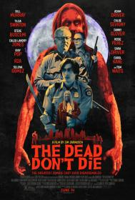The Dead Dont Die 2019 DVDRip XviD AC3<font color=#39a8bb>-EVO</font>