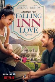 Falling Inn Love (2019) [WEBRip] [720p] [YTS LT]