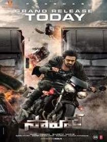 Saaho (2019) v2 1080p Telugu DVDScr x264 MP3 2 5GB