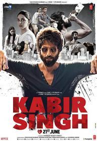 Kabir Singh (2019)[Hindi - 1080p HD AVC - UNTOUCHED - (DDP 5 1 - 640Kbps) - 2 3GB - ESubs]