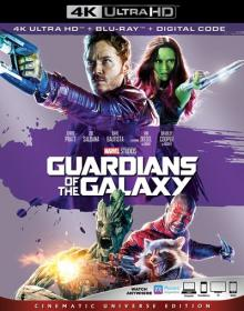Guardians of the Galaxy 2014 UHD BLURAY 2160p HDR IVA(RUS UKR ENG) ExKinoRay