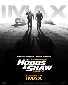 Fast and Furious Presents Hobbs and Shaw 2019 1080p WEBRip x264 AAC2 0<font color=#39a8bb>-SHITBOX</font>