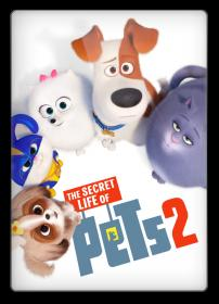 The Secret Life of Pets 2 (2019) Dual Audio [Hindi BD DD+7 1 - English DD 5.1] - MSUBS ~ Ranvijay