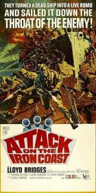 Attack on the Iron Coast [1968 - UK] Lloyd Bridges WWII action