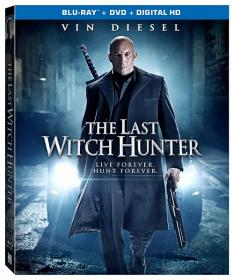 The Last Witch Hunter (2015) 720p BluRay x264 Esubs [Dual Audio] [Hindi ORG DD 2 0 - English]