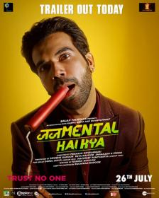 Judgementall Hai Kya (2019) Proper Hindi 1080p HD AVC x264 - UNTOUCHED - MP4 - 1.8GB