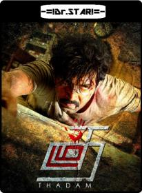 Thadam (2019) 720p UNCUT HDRip x264 Eng Subs [Dual Audio] [Hindi DD 2 0 - Tamil 5 1] <font color=#39a8bb>-=!Dr STAR!</font>