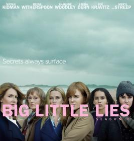 Big Little Lies Season 2 (2019) H264 WEB-DLRip 720p(hq) DD 5.1 plus Stereo by NIGHT WALKER