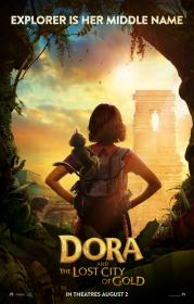 Dora and the Lost City of Gold 2019 1080p WEB-DL DD5 1 H264<font color=#39a8bb>-FGT</font>