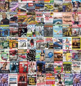 Assorted Magazines - November 8 2019  (True PDF)