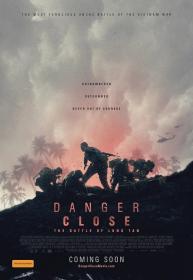 危机:龙潭之战 中英双字 Danger Close The Battle of Long Tan 2019 HD1080P X264 AAC English CHS