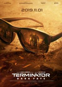 Terminator Dark Fate 2019 1080p WEBRip DD5 1 x264-CM