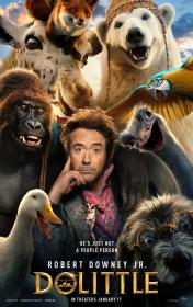 Dolittle 2020 1080p HDRip x264 AAC2 0<span style=color:#39a8bb>-STUTTERSHIT</span>