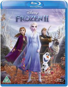 Frozen II (2019) Blu-Ray  720p  Org Auds Telugu+Tamil+Hindi+Eng[MB]