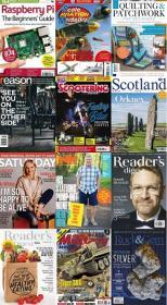 40 Assorted Magazines - June 29 2020