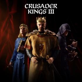 Crusader Kings III <span style=color:#39a8bb>by xatab</span>