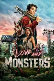 Love and Monsters 2020 720p WEBRip 800MB x264<span style=color:#39a8bb>-GalaxyRG[TGx]</span>