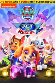 Paw Patrol Jet To The Rescue (2020) [1080p] [WEBRip] <span style=color:#39a8bb>[YTS]</span>