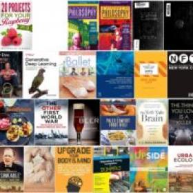 40 Assorted Books Collection PDF-EPUB October 17 2020 Set 203