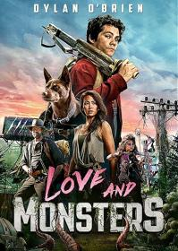 Love and Monsters 2020 AMZN WEB-DLRip 1.46GB